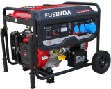 7000 watts de gerador portátil com Saso, Ce da gasolina da potência, certificado de Soncap