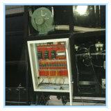 Ligne de machine à verre isolant à double vitrage