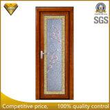 Porte en aluminium de cuisine de qualité en bois de couleur