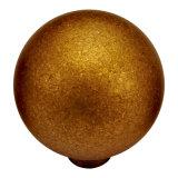 Tipo d'ottone solido maniglia della sfera del perno della mobilia