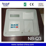 Тестер питательного вещества почвы оборудования для испытаний плодородности почвы NPK быстрый