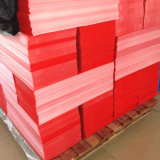 Pp- Blad van uitstekende kwaliteit, het Blad van het Polypropyleen dat met Witte, Grijze Kleur enz. wordt het gemaakt