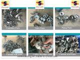 De Toebehoren van de Boot van het roestvrij staal/Deel van de Boot/Marien Deel, het Gietende Deel van de Investering van de Sol van het Kiezelzuur