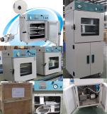 セリウムおよびISOの証明書の真空の乾燥オーブン(DZ)、真空のオーブン