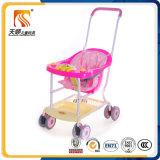 1台のプラスチック赤ん坊の手押車に付き2016年の中国の熱い販売3台