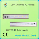 10W 20W T8 LED Gefäß 86-265V/AC 110V/220V Driverless Baugruppe SKD Wechselstrom-SMD LED