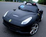 A alta qualidade caçoa a cor elétrica do chapeamento de Ferrari do carro de RC