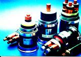 Силовой кабель высокого напряжения (35kv~220kv) изолированный XLPE бронированный