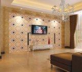Dekorative Leder-Wände 1051-3 des Faux-3D