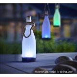 Luz accionada solar de la botella de vino para al aire libre (RS1022)