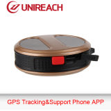 Geo-Fence Function (MT80)와 더불어 소형 Perosnal Tracker,