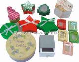 普及したデザインクリスマスのギフト用の箱
