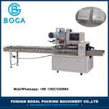 Machine à emballer horizontale à télécommande rotatoire de machine à emballer de plot complètement automatique