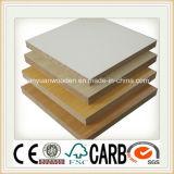 MDF ordinaire / brut pour meubles / décoration / revêtement de sol (GL106)