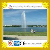 fontaine d'eau élevée de danse de 100m