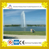 100m hoher Tanzen-Wasser-Brunnen