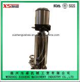 Клапан Mixproof нержавеющей стали Dn50 санитарный пневматический с цельным телом клапана