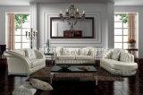 Luxuriöses volles ledernes Sofa (SBO-5929)