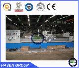 피난처 상표 CW6263 수평한 욋가지 고품질 CNC 선반