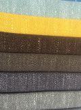 Tissu de sofa tissé par plaine fait de viscose et polyester populaires en Europe