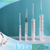 Zwei Parts Syringe 2ml mit Needle