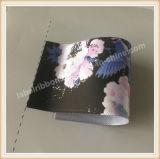Lint van het Satijn van het Embleem van de douane het Polyester Afgedrukte (SW500)