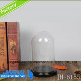 Пыли ювелирных изделий стеклянной бутылки высокой ранга крышка материальной стеклянная
