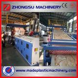 고능률 PVC 기계를 만드는 장식적인 대리석 장 밀어남 선/PVC 장식적인 대리석 장