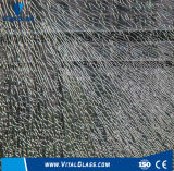 10mm Clear Float Glass 또는 탄알 Proof Glass/Bent Tempered Glass