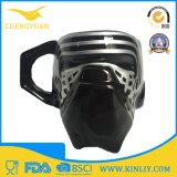 Tazza di caffè di ceramica vigorosa della tazza di tè di Star Wars di vendita calda per l'uomo