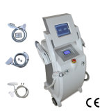 1064nm 532nm ND YAG Laser IPL 머리 제거 기계 (Elight03)