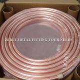 25m langes nahtloses flexibles kupfernes Rohr für medizinisches Gas
