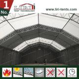 15X50m 방수 방화 효력이 있는 PVC 산업 창고 구조