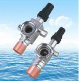 Válvulas de Rotalock com Ods e conexões de cobre