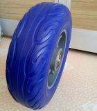 넓은 보행 화살 패턴 단단한 PU 거품 바퀴