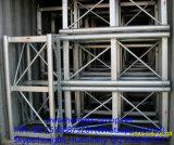 بناء مرفاع مع 1 و2 طن