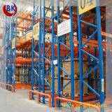Warehouse selectivo Metal Pallet Rack para Storage Solution