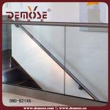 Canal de aluminio Barandilla de cristal sin marco (DMS-B2146)