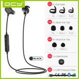 Qy19 de Recentste Nieuwe Oortelefoon van de Hoofdtelefoon Bluetooth van de Sport Draadloze voor het Lopen