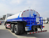 25 T Sinotruk 고압 물뿌리개 트럭 25000 리터 물 탱크