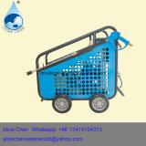 Lavagem de carro e arruela de alta pressão do líquido de limpeza e do carro
