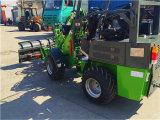 Zl06 Avantの小型フロント・エンド小さい小型Gardonの農場トラクターのローダー