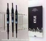 2016 buena calidad Waterproo Kylie 2 en 1 lápiz de ceja del lápiz de ceja del color del lápiz de ceja 3