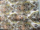 Velours de tricotage avec le modèle d'impression