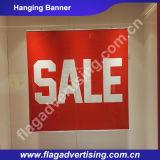 Bandiera d'attaccatura personalizzata di pubblicità resistente della bandierina del tempo
