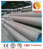 Tubo inconsútil ASTM 316L del acero inoxidable