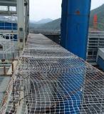 Rede de rede de segurança de construção de plástico popular