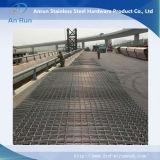 Treillis métallique 6X6 soudé de renfort concret galvanisé