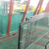 vidrio Tempered claro de 8m m para el carril