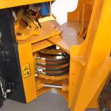 caricatore della rotella 1.3t, mini caricatore del trattore con il caricatore della parte frontale